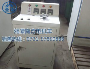 High pressure test bench
